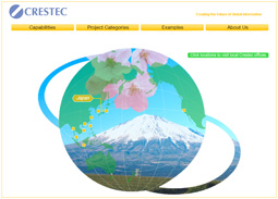 Corporate Web Site - Torrance  and Japan